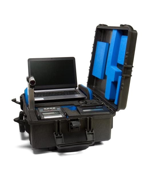 Valise mobile d'enrôlement biométrique SEMLEX Europe